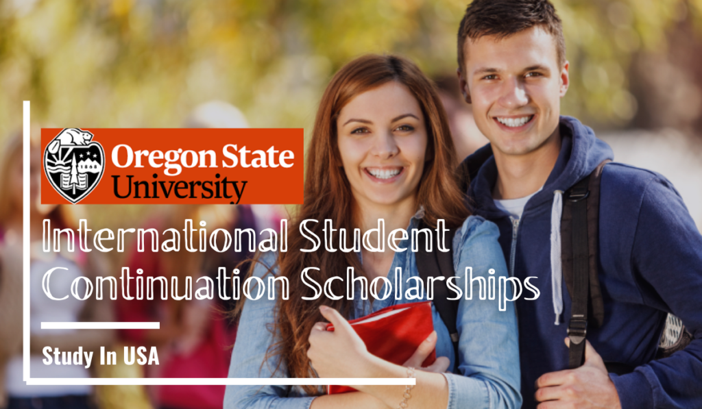 International Student Continuation Scholarships in USA, 2021